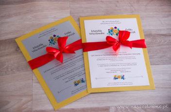 Zaproszenia Slubne Minsk 164