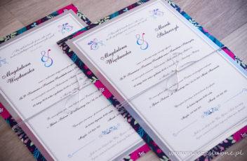 Zaproszenia Slubne Minsk 166