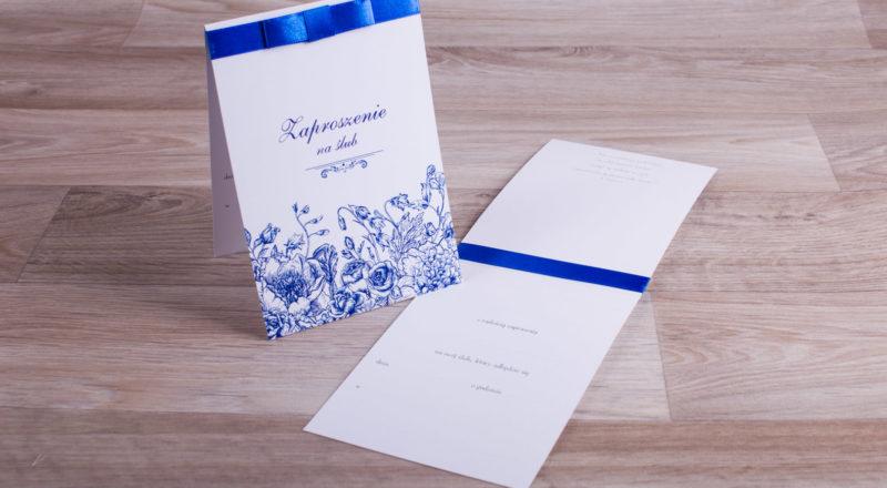 Zaproszenia ślubne – do ręcznego wypisywania