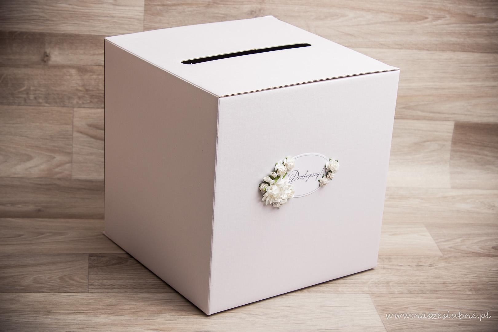 Pudełka na koperty / telegramy